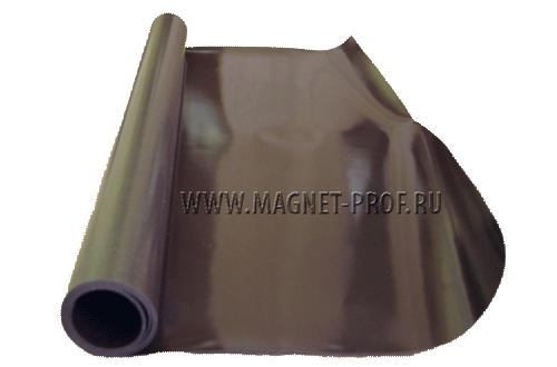 Магнитный винил 1мx620ммx1мм без клеевого слоя