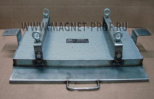 Магнитный улавливатель с/о 500x300x37