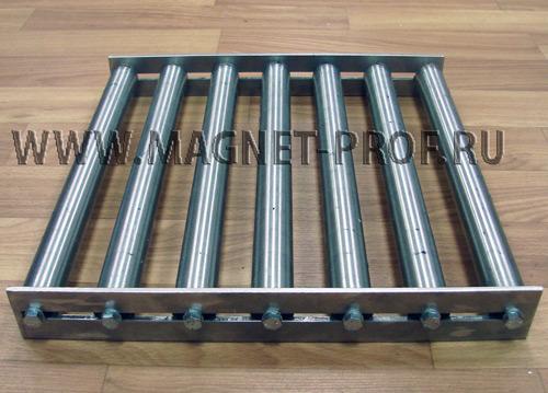 Магнитная решетка 300x298х40мм. (с регулировкой)