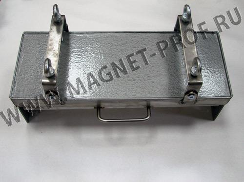 Магнитный улавливатель с/о 490x187x37