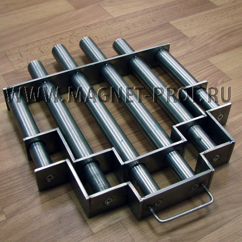 Магнитная решетка 300x40 с/о