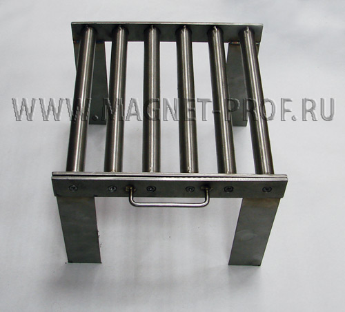 Магнитная решетка 300х300х40мм. c/о и ножками