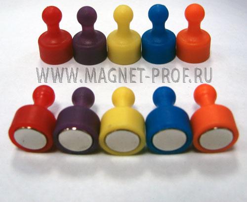Офисный магнит для доски D12x19