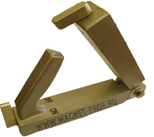 Магнитный уголок для сварки с регулируемым углом.