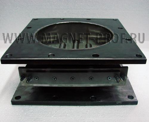 Магнитный сепаратор 361x361d250x156 c/о