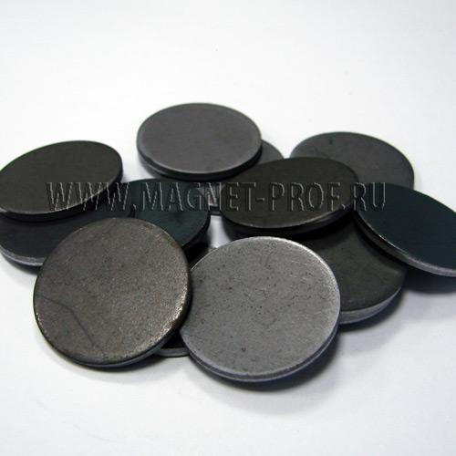 Металлический диск D25мм