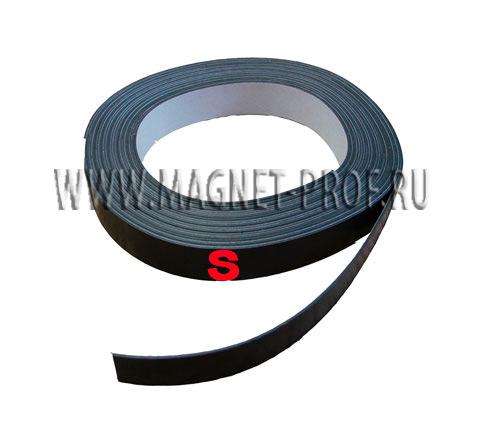 Магнитная лента 10мx25ммx1мм