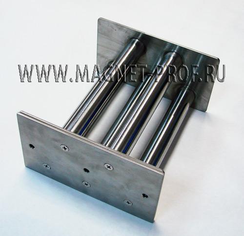 Магнитная решетка 190x186x100 с системой в 2 яруса