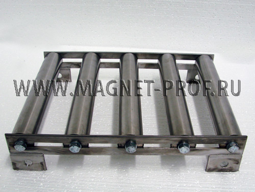Магнитная решетка 300x400x43xd43мм подвиж.стержни