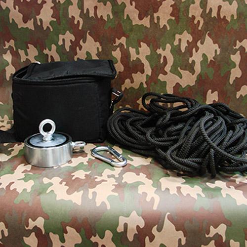 F300x2 +сумка + веревка 30м+ карабин
