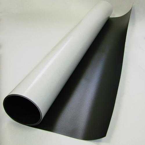 Мягкое железо с клеем 1000х620х0.4 мм