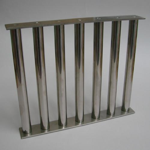 Магнитная решетка 300x250x40-7d22