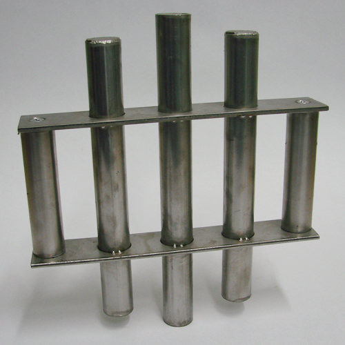Магнитная решетка D250x40-5d25 мм.