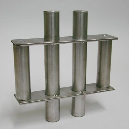 Магнитная решетка РМК-200х40-4Д25