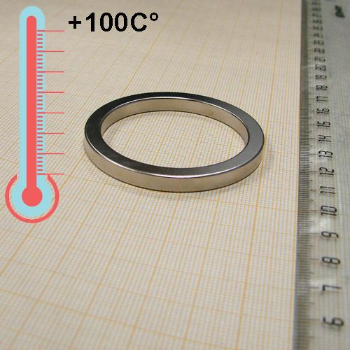Неодимовый магнит D53xd43x5 мм., N48M