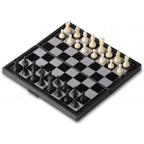 Набор настольных игр 3 в 1: шахматы, шашки, нарды.
