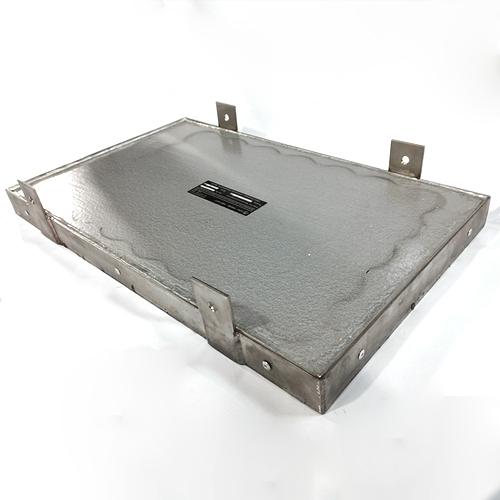 Магнитный улавливатель 500x300x37мм.