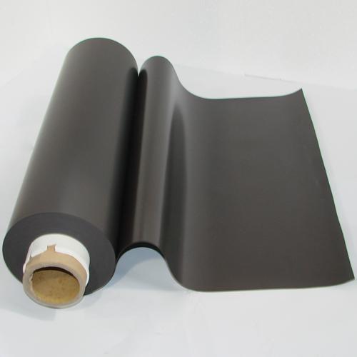 Магнитный винил толщиной 0.7 мм без клея (30 метров)