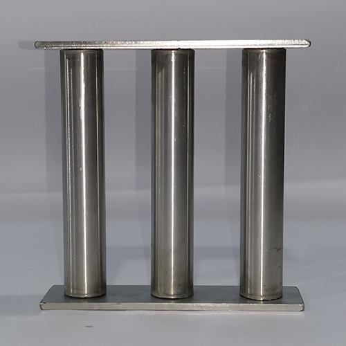 Магнитная решетка РМП-150х150х40-3Д25