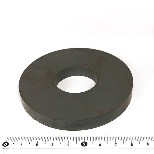 Ферритовый магнит кольцо 86х32х10 мм