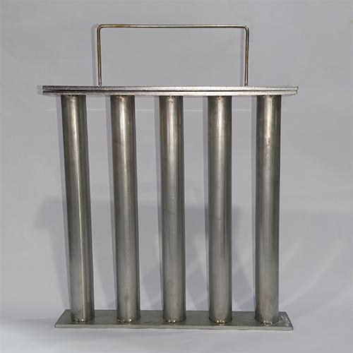 Магнитная решетка РМПС-250х250х40-5Д25