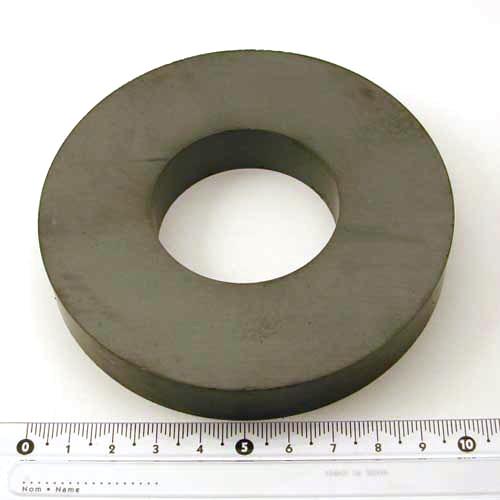 Ферритовый магнит кольцо 100х45х16 мм