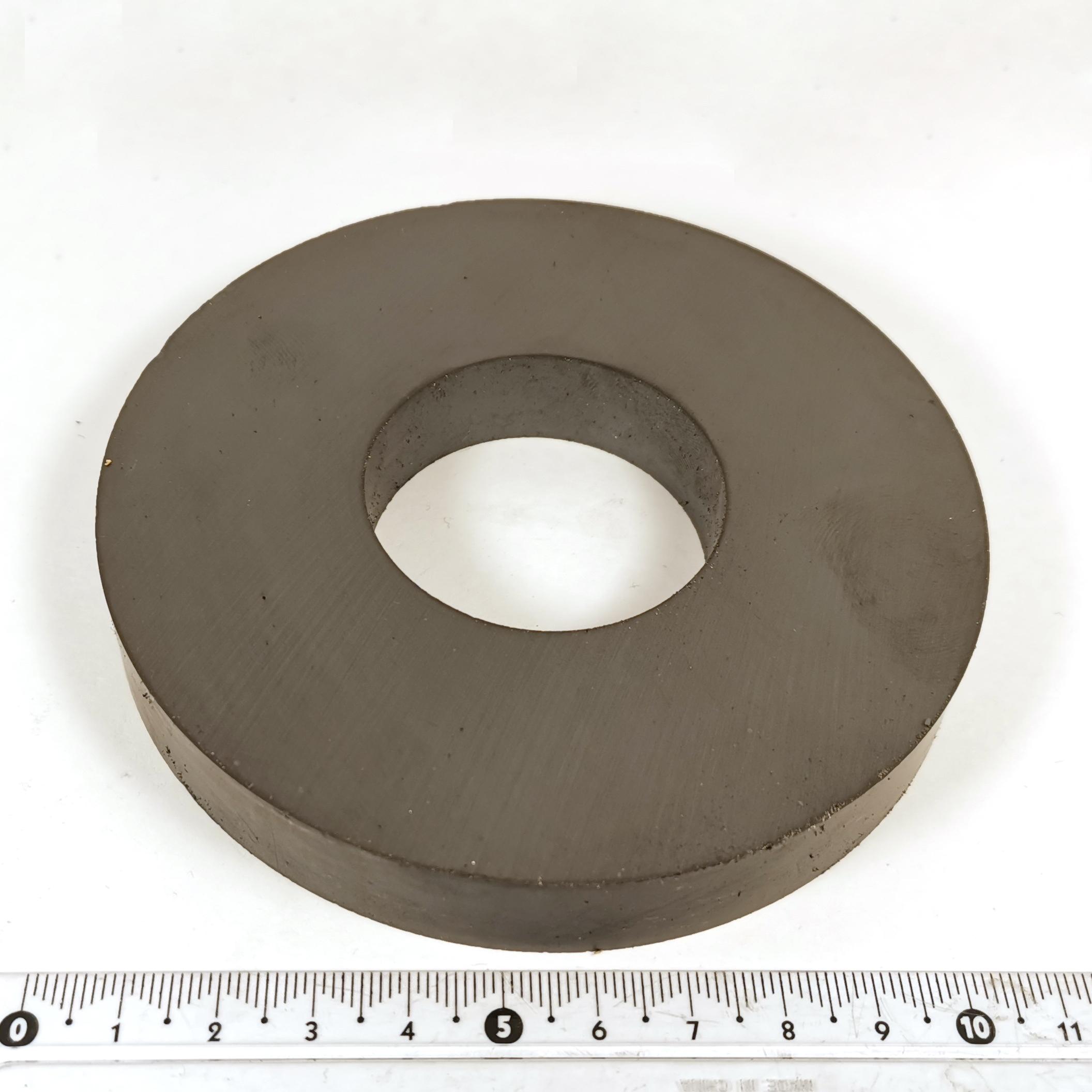 Ферритовый магнит кольцо 110x46x16 мм