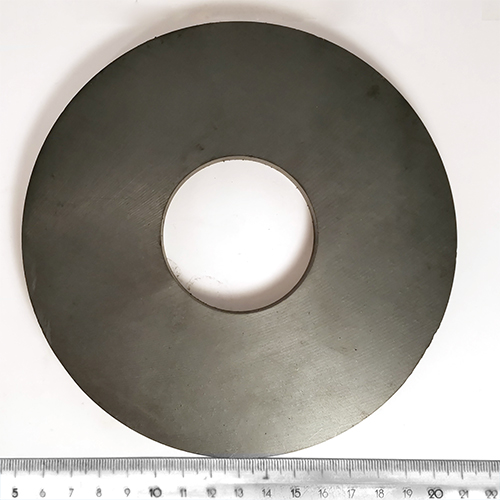 Ферритовый магнит  кольцо 155x56x12 мм