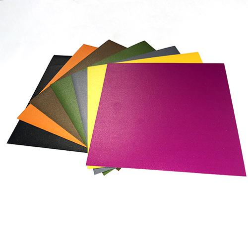 Цветные квадраты из магнитного винила 202х202 мм