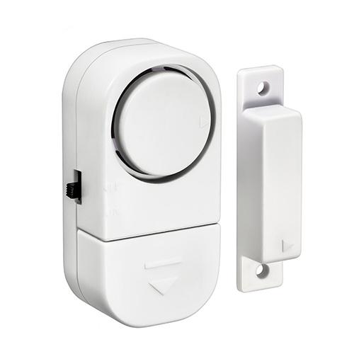 Магнитная сигнализация с датчиком открытия двери или окна.