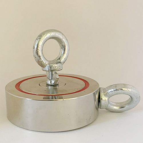 Поисковый двухсторонний магнит F300х2 (300 кг)