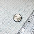 Ферритовый магнит Y35 20x3мм с клеем