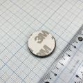Ферритовый магнит Y35 25x3мм с клеем