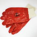 """Перчатки """"Красный дракон"""" с полным прорезиненым покрытием"""