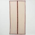 Магнитная москитная сетка 90x210 (коричневая)